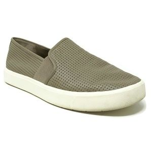 Vince Blair 5 Slip On Perforated Sneaker Size 6